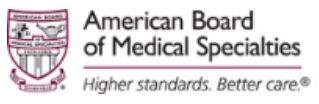 ABMS: American Board of Medical Specialties