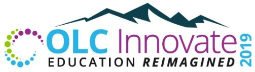 OLC Innovate: Onling Learning Consortium Conference 2019, education reimagined