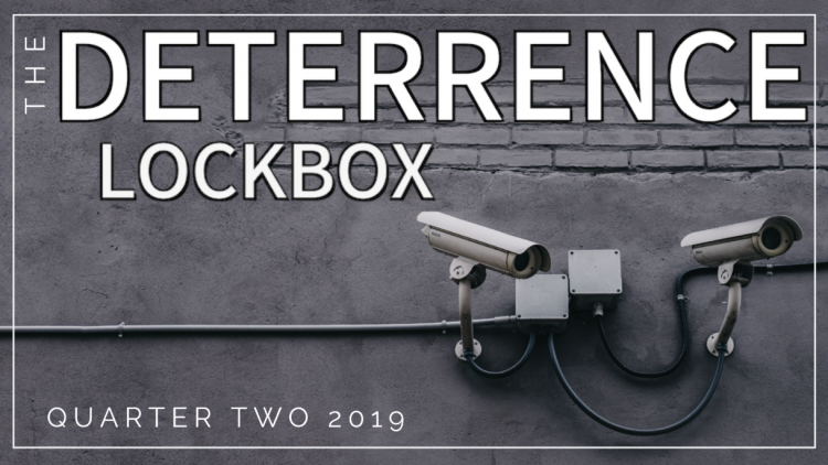 The Deterrence Lockbox - Spring 2019