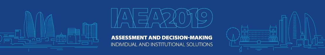IAEA: International Association for Educational Assessment
